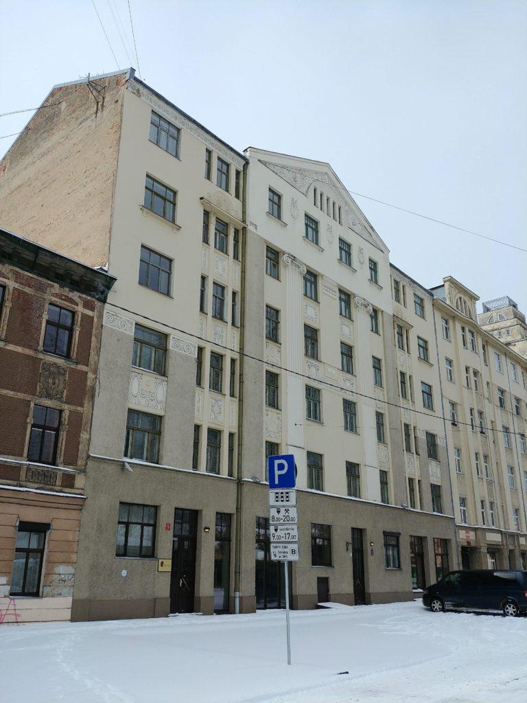 Lenču iela 2, Riga